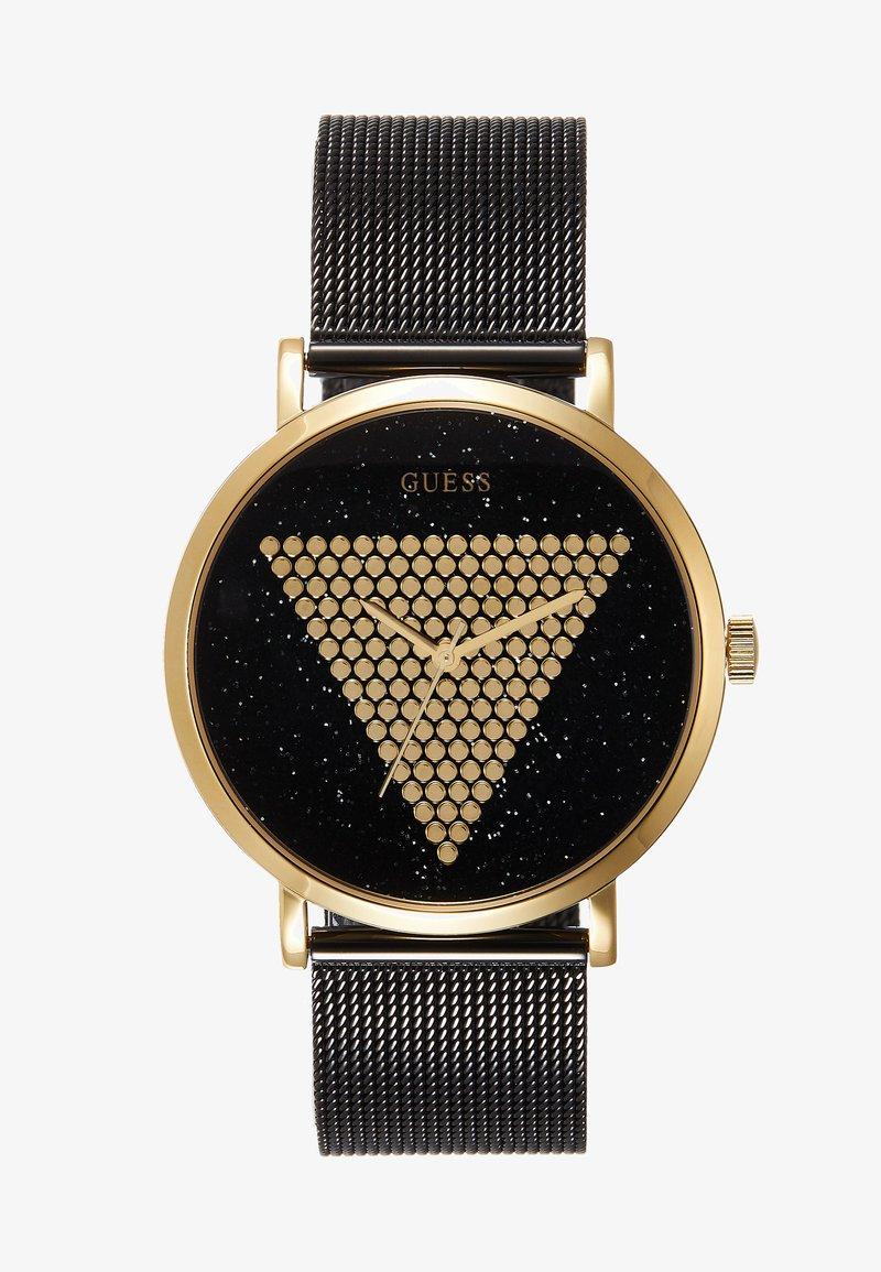 Guess - UNISEX TREND - Horloge - black/gold-coloured