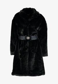 Guess - SHELLY COAT - Zimní kabát - jet black - 4