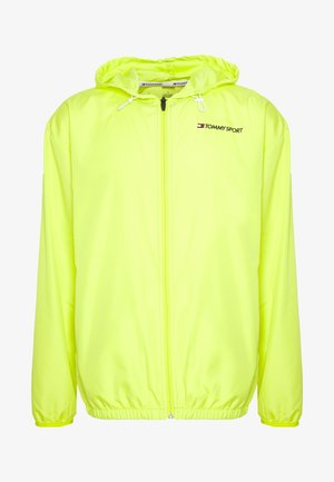 LOGO - Windbreaker - green
