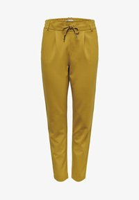 ONLY - POPTRASH EASY COLOUR  - Tracksuit bottoms - harvest gold - 5