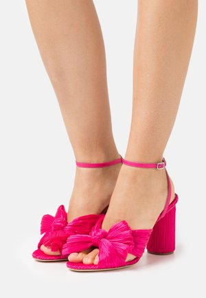 CAMELLIA - High heeled sandals - fuchsia