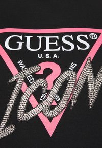 Guess - ICON  - Felpa - jet black - 4