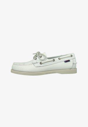 Scarpe da barca - white