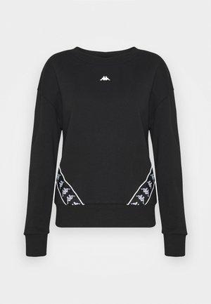 HELLA - Sweatshirt - caviar