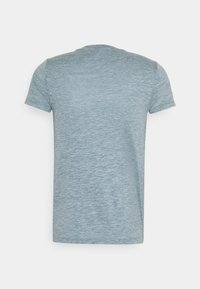 Icebreaker - DOWLAS CREWE - Basic T-shirt - gravel - 1