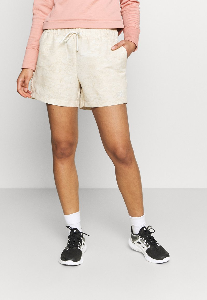 The North Face - CLASS V - Shorts outdoor - off-white