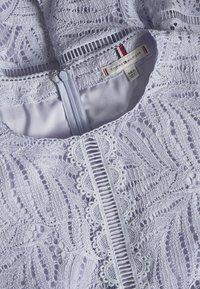 Tommy Hilfiger - DRESS - Cocktail dress / Party dress - bliss blue - 2