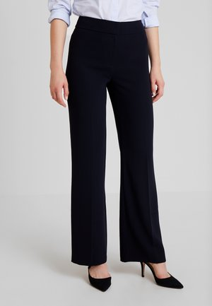 MINA TROUSER - Trousers - navy