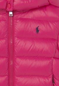 Polo Ralph Lauren - CHANNEL OUTERWEAR - Doudoune - sport pink - 3