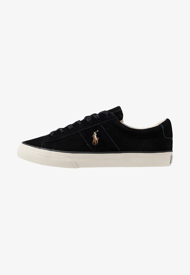 Polo Ralph Lauren - SAYER - Sneakers basse - black