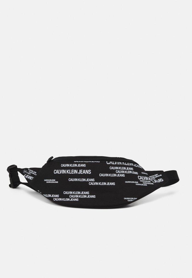 Calvin Klein Jeans - WAISTBAG URBAN - Bum bag - black