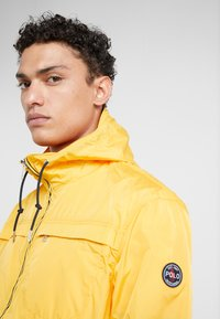 Polo Ralph Lauren - ANORAK JACKET - Summer jacket - slicker yellow - 3