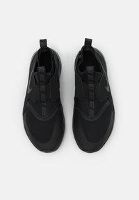 Nike Performance - FLEX RUNNER UNISEX - Scarpe running neutre - black/anthracite - 3