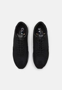 Clae - RUNYON UNISEX - Zapatillas - black - 3