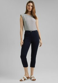 Esprit Collection - Trousers - navy - 1