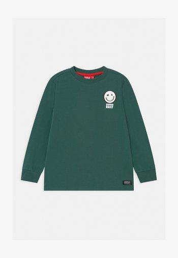 THIBO UNISEX - Pitkähihainen paita - mallard green