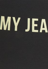 Tommy Jeans - TAPE BODY SHORTSLEEVE - T-shirt con stampa - black - 5