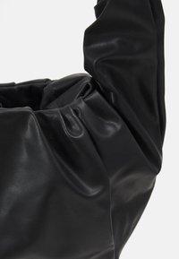 Monki - STELLA BAG VEGAN - Handbag - black - 4