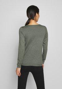 edc by Esprit - Svetr - khaki green - 2