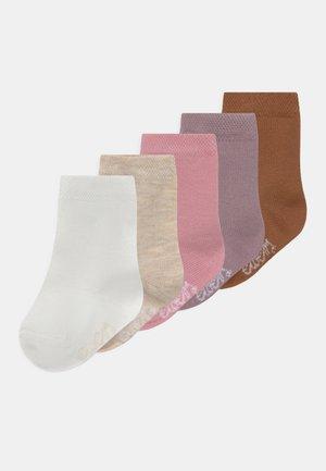BLUSH 5 PACK UNISEX - Sokken - pink