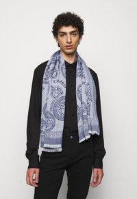 Versace - UNISEX - Foulard - dark blue - 0