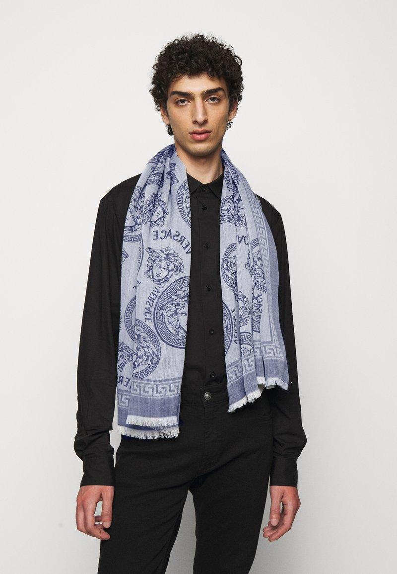 Versace - UNISEX - Foulard - dark blue