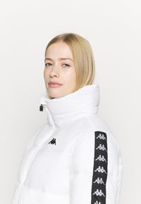 Kappa - HEROLDA - Winter jacket - bright white - 5