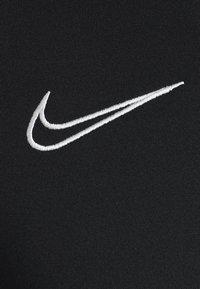 Nike Performance - DRY ACADEMY - Training jacket - black/volt/light smoke grey - 2