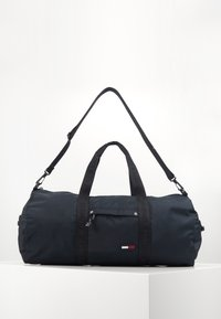 Tommy Jeans - TJM CAMPUS  DUFFLE - Torba weekendowa - black - 0