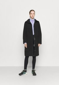 Didriksons - VENDELA COAT - Classic coat - black - 1