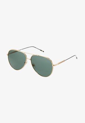 Okulary przeciwsłoneczne - gold-coloured/gold-green