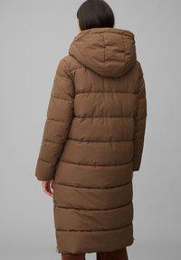 Marc O'Polo DENIM - ARCTIC EXPEDITION PUFFER COAT LONG - Winter coat - fantastic brown - 2