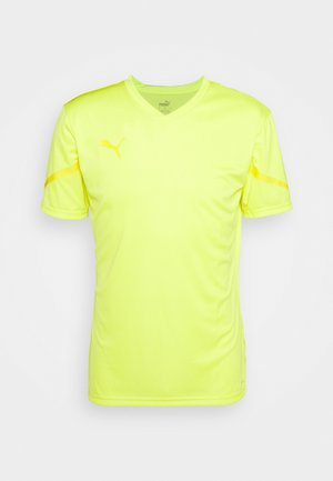 TEAMFLASH - Camiseta estampada - fluo yellow