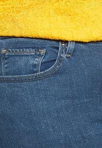 Levi's® Plus - 721 HI RISE SKINNY - Jeans Skinny Fit - bogota heart - 3