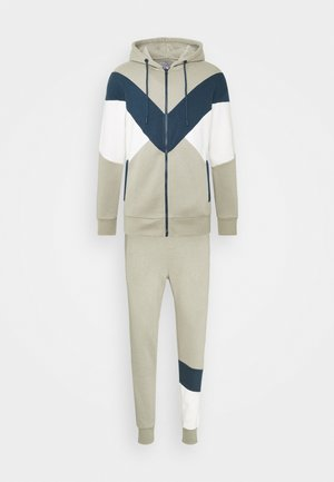 RIDER TRACKSUIT - Trainingspak - grey