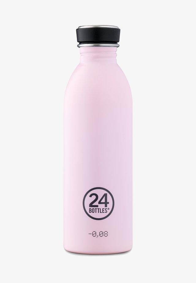 TRINKFLASCHE URBAN BOTTLE PASTEL - Övriga accessoarer - rosa