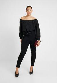 Dorothy Perkins Curve - Jeans Skinny Fit - black - 1