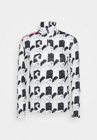 Rossignol - PALMARES ZIP - Long sleeved top - light grey - 4