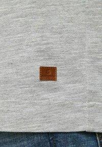 Jack & Jones PREMIUM - Basic T-shirt - light grey melange - 6