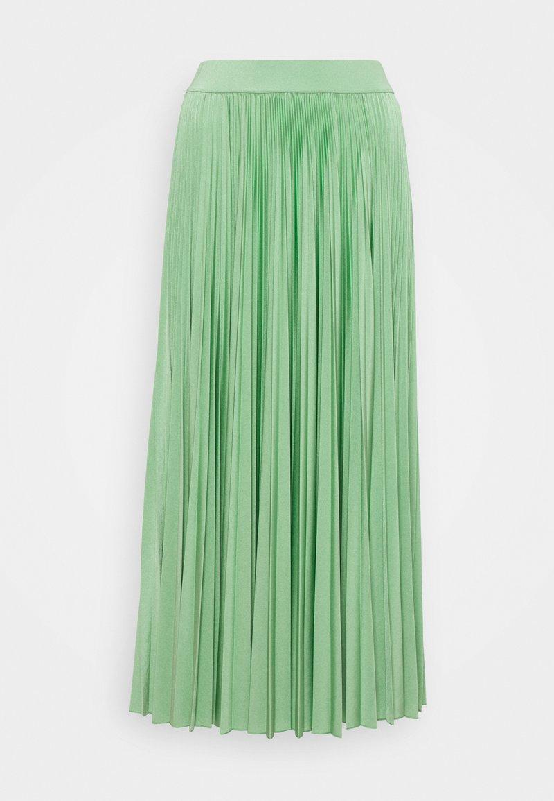 Marella - TRINCEA - Pleated skirt - verde