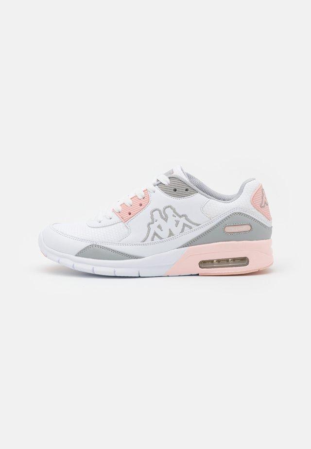 HARLEM II UNISEX - Sportovní boty - white/rosé