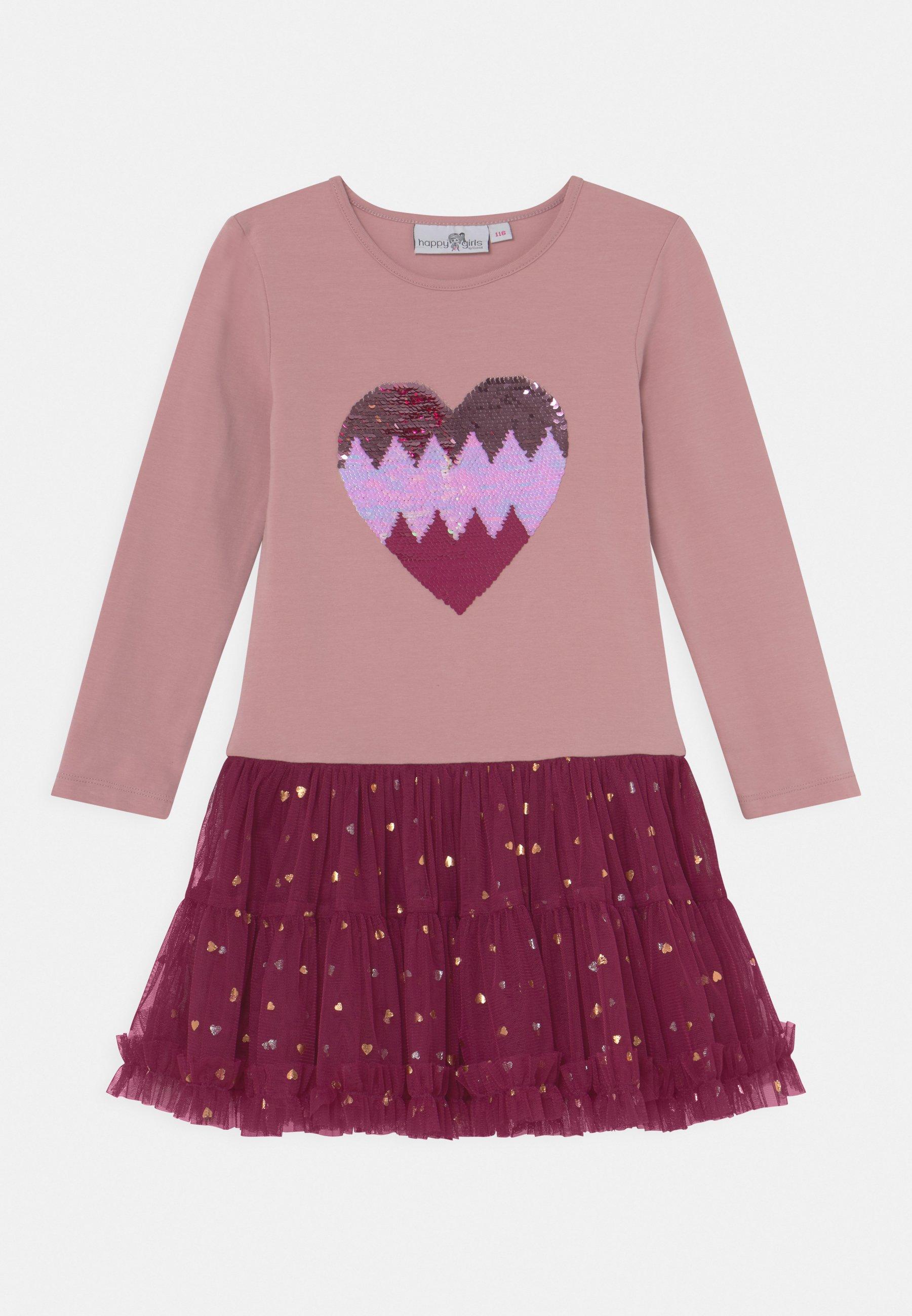 Kids SEQUIN - Jersey dress
