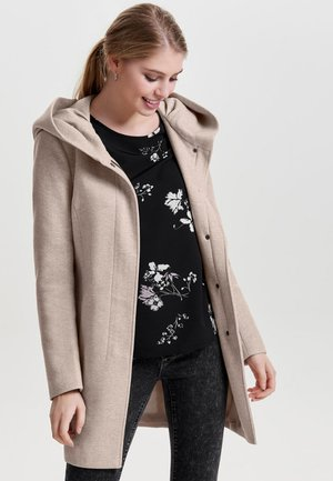 ONLSEDONA - Cappotto corto - light grey