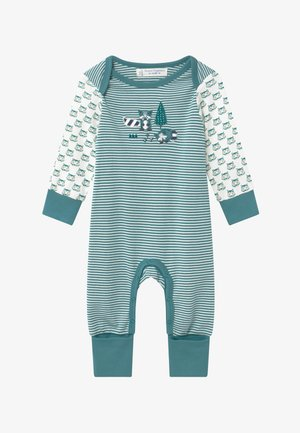 WAYAN BABY ROMPER - Pyjama - teal
