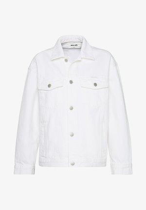 SLOUCH JACKET - Denim jacket - vintage white