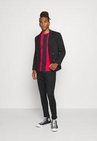 Brave Soul - BUCK - Suit jacket - black - 1
