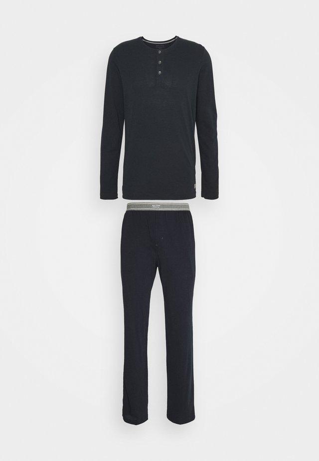 LOUNGESET - Pyjama bottoms - blue