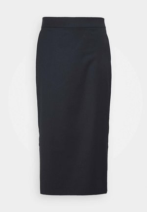ANICE - Pencil skirt - navy blue