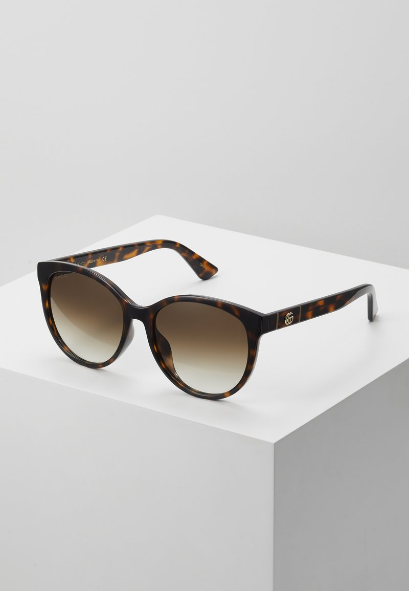 Gucci - Sunglasses - havana brown