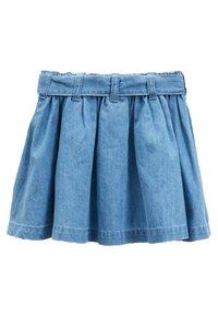 Next - Mini skirt - blue - 1